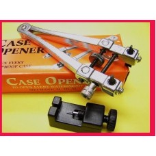 watch repair tool set parts case opener and band holder