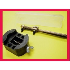 watch repair tool set parts holder and case opener