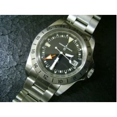 chronotac xplorer 2 II oyster GMT master automatic watch